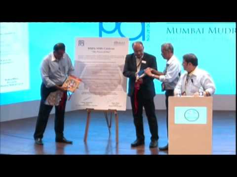 Print Summit 2016 – History in the Making, BMPA-MMS Define it Over a Joint Charter at PS16 & Launch Mumbai Impressions