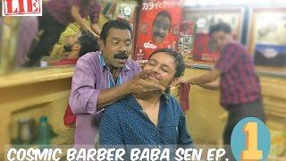 Worlds Greatest Head Massage Ep.1 Original Uncut (60 Fps) | Cosmic Barber Baba Sen | ASMR No Talking