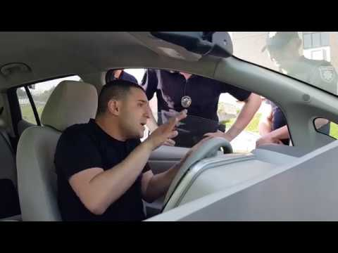 Провокация полиции - как я посмел