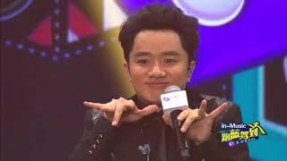 """王祖藍 模仿超級跑車的聲音太像了!in-Music""""跑藍駕到""""王祖藍演唱會"""