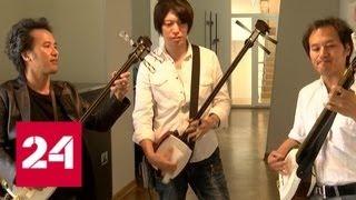 Японский фольклор на сцене Мариинки - Россия 24