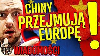 PILNE! Chiny PRZEJMUJĄ europejskie firmy! Unia OSTRZEGA | WIADOMOŚCI