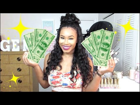 How I Made 10,000 on Youtube! | How To Make Money on Youtube & Instagram ♥ BeautybyGenecia