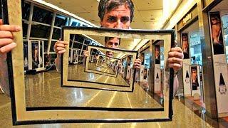 10 ОПТИЧЕСКИХ иллюзий, которые ВЗОРВУТ Ваш мозг