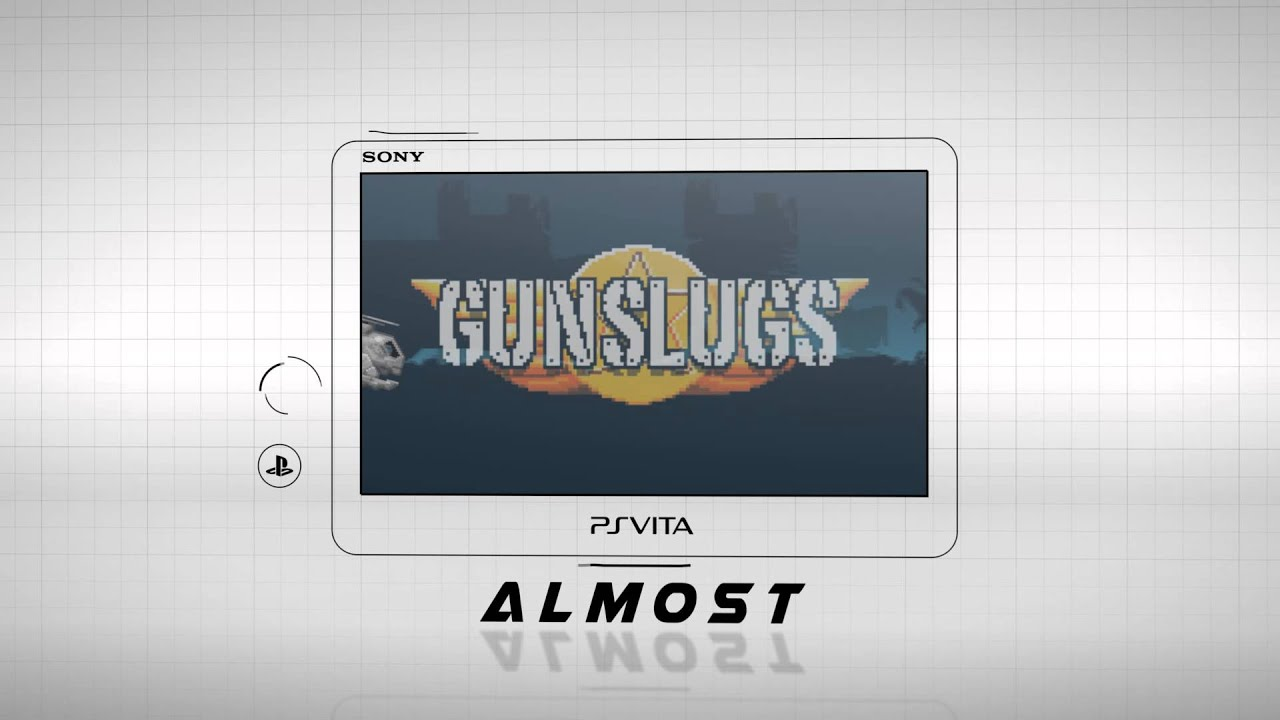 How retro actioner Gunslugs made the jump to PS Vita