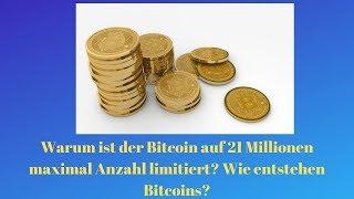 Wie viele Bitcoin-Halvings gibt es?