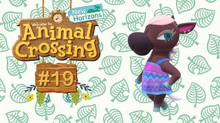 Pattern A Shinjuku - Animal Crossing: New Horizons #19 W/ Chiara