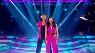 Victoria Pendleton & Brendan Cole - Cha Cha - Week 1 - Strictly Come Dancing 2012