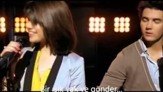 Demi Lovato-Miley Cyrus-Selena Gomez ve Jonas Brothers Send It On (Türkçe Altyazılı)