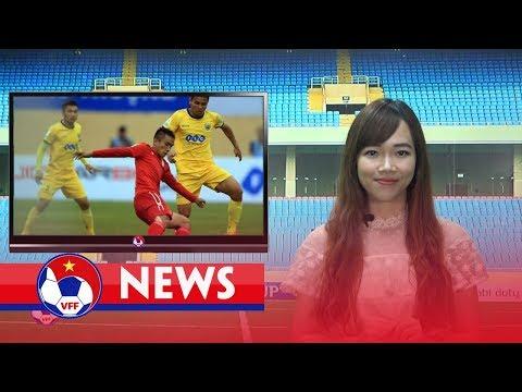 VFF NEWS Số 128 | Lượt trận cuối Vòng 2 V.League 2018 diễn ra căng thẳng, ĐT Nữ QG chuẩn bị tập huấn