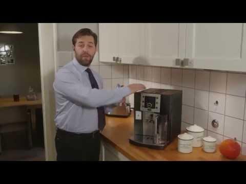 DELONGHI Kaffeevollautomat ESAM 5500.T Perfecta - experten Angebot der Woche