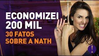 ECONOMIZEI 200 MIL REAIS FAZENDO ISSO! MEUS 30 hábitos pra economizar e enriquecer!