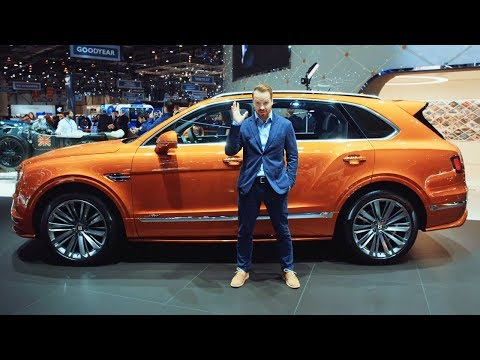 Top 5 SUVs | Geneva Motor Show 2019 | Top Gear