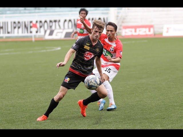 UFL 第12節 VS KAYA FC ハイライト