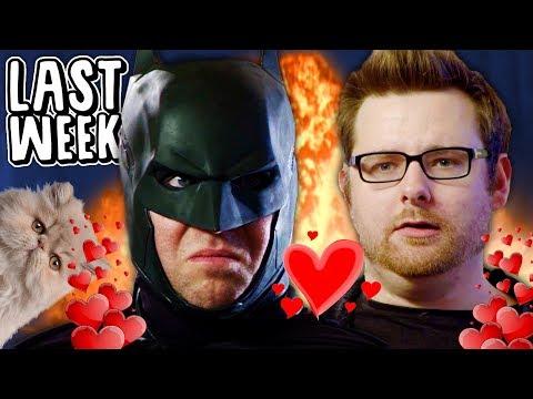Last Week I Met Batman Who Is Real And My Friend