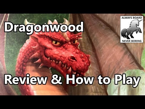 Dragonwood - Review & How to Play