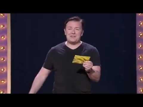Ricky Gervais - Jak unikać HIV(napisy pl)