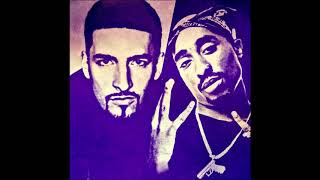 Jon B. Ft. 2Pac Are You Still Down mixed with R U Still Down OG instrumental remake (demo)