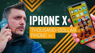 iPhone X Review: Great, But Not Grand | Kholo.pk