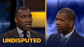 Shannon Sharpe on O.J. Simpson: can't embrace someone that didn't embrace my community | UNDISPUTED