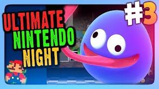 ЧУТЬ НЕ ПОБИЛИ ДЕВКИ! ✅ Ultimate Nintendo Night (UNN) Прохождение #3