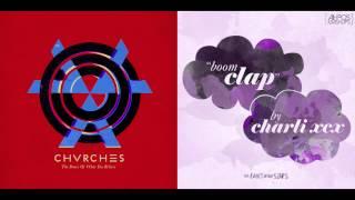 Charli XCX x CHVRCHES - Boom Clap x Lungs (Mashup)