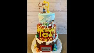 Toy Story | Toy Story Cakes | How To & DIY | Disney Cakes Ideas