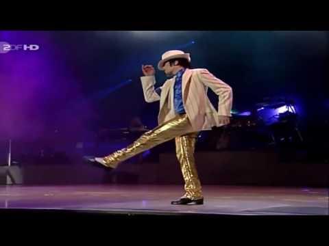 Michael Jackson - Smooth Criminal   Live in Munich 1997