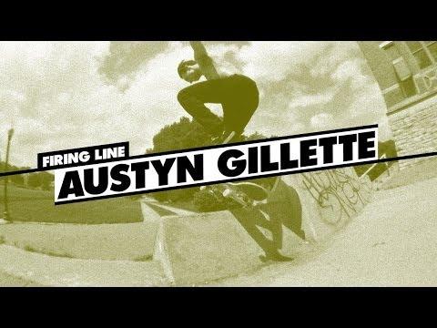 Firing Line: AustynGillette