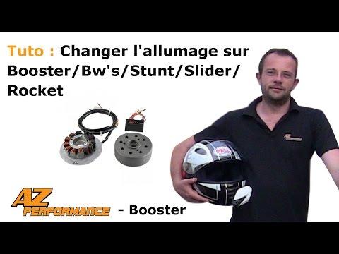 Changer l'allumage de son Booster / Stunt / Rocket / ...