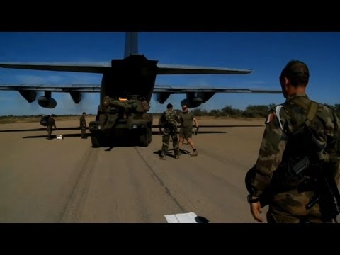 Nigeria, Benin deploy forces alongside French in Mali