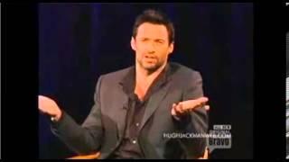 Hugh Jackman tells us why everyone should study acting... via Bravo's Inside The Actors Studio