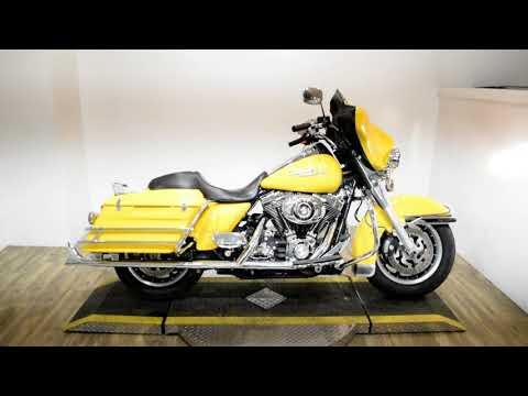 2008 Harley-Davidson FLHTP Police Electra Glide in Wauconda, Illinois - Video 1