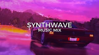 Best of Synthwave Music Mix | Volume 2 | Mixed By CABLE | Future Fox