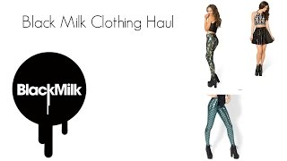 Black Milk Clothing Haul