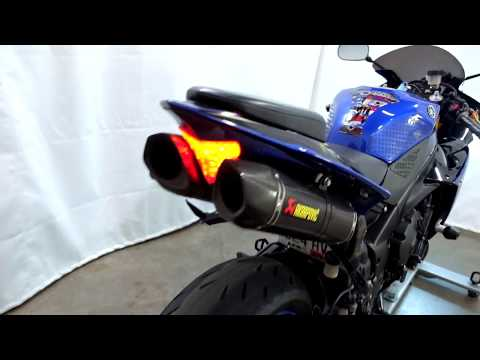 2009 Yamaha YZF-R1 in Eden Prairie, Minnesota - Video 1