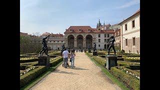 Waldstein garden, Prague