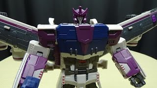 Unique Toys PROVIDER ( Masterpiece Octane): EmGo's Transformers Reviews N' Stuff