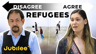 Do All Refugees Think The Same?