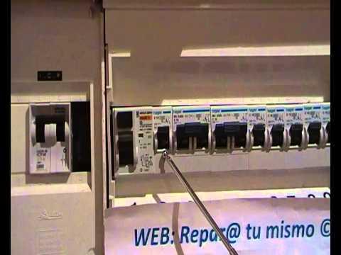 PORQUE SALTA EL DIFERENCIAL O EL MAGNETOTERMICO - ELECTRICIDAD