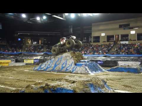Basher Freestyle Beaumont Monster Nation 2-24-17