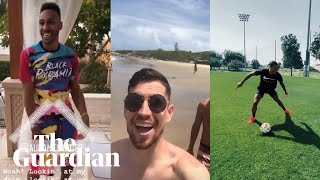 Winter break: how Premier League players are spending their time off