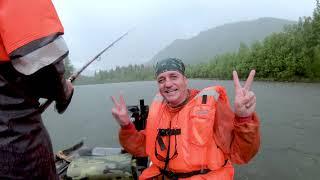 Рыбалка на верхней ангаре