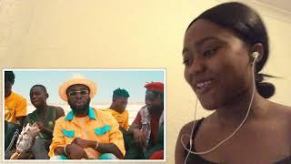 M.anifest Feels Ft Kwasi Arthur Reaction