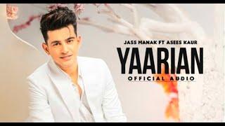 Yaarian/Yaarian jass manak/Yaarian song lyrics   - YouTube