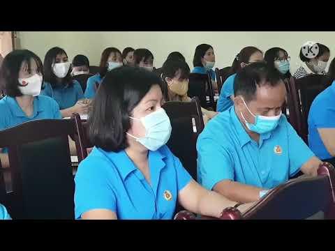 Tổng Liên đoàn Lao động Việt Nam tổ chức Hội nghị trực tuyến