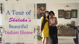 An Indian Home Tour : Inside Shalakas Beautiful Indian Home