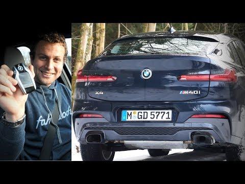 BMW X4 M40i 2019 für 86.000 Euro | Das BESTE UNNÖTIGSTE Auto der Welt?  | Review und Fahrbericht