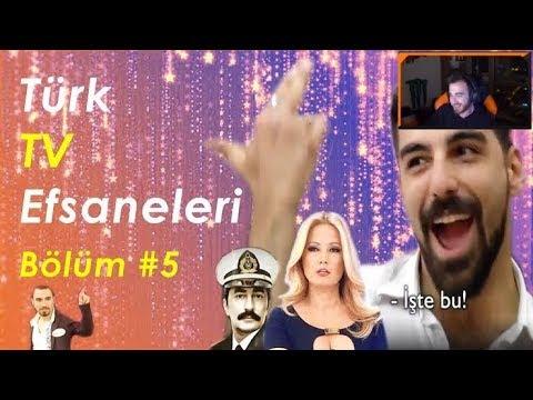 Wtcn - Türk TV efsaneleri Bölüm#5 izliyor