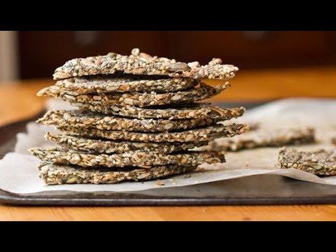 Deliciosas galletas de semillas